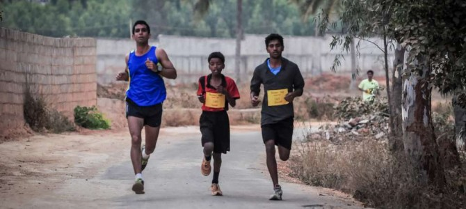 Runner's High Winter 10K Run