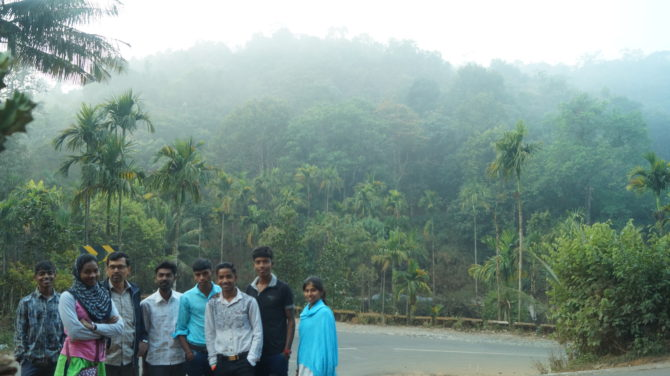 Learning Trip to Wayanad