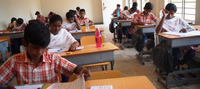 Preparation for Public Exam