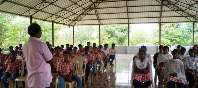 Visit of Jesus Calls Group