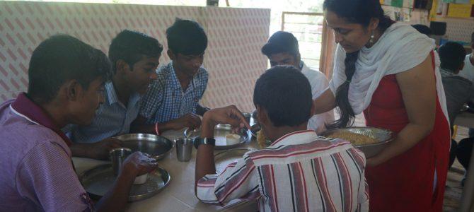 Seva Café: Circle of Giving