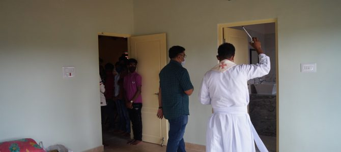 Blessing Of The house In Snehadaara Farm