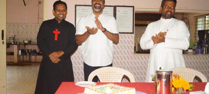 Fr. Baby Ellickal Birthday Celebration